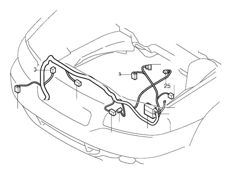 Wiring Diagram Volvo V70 1998 - Wiring Diagrams Circuits on
